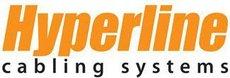 Патч-корд Hyperline PC-APM-UTP-RJ45/L45-RJ45/L45-C6-1M-LSZH-BL