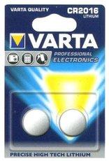 Батарейка Varta (CR2016, 2 шт)