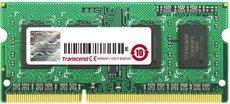 Оперативная память 1Gb DDR-III 1333Mhz Transcend SO-DIMM (TS128MSK64V3U)