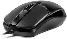 Мышь Sven RX-112 Black USB, PS/2