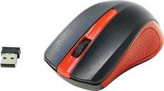 Мышь Oklick 485MW Black/Red USB