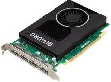 Профессиональная видеокарта nVidia Quadro M2000 PNY PCI-E 4096Mb (VCQM2000BLK-1) OEM