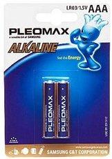 Батарейка Samsung Pleomax (AAA, 2 шт)