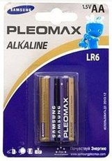 Батарейка Samsung Pleomax (AA, 2 шт)