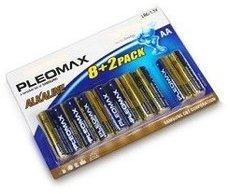 Батарейка Samsung Pleomax (AA, 10 шт)