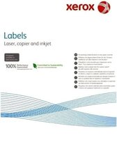 Наклейки Xerox Clear Polyester Label (450L93577)