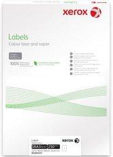 Наклейки Xerox Colotech Laser Matt (003R93537)