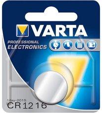 Батарейка Varta (CR1216, 1 шт)