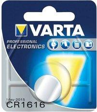 Батарейка Varta (CR1616, 1 шт)