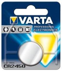 Батарейка Varta (CR2450, 1 шт)