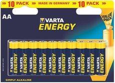 Батарейка Varta Energy (AA, 10 шт)