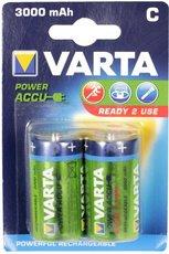 Аккумулятор Varta (C, 3000mAh, 2 шт)