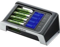 Зарядное устройство Varta LCD Fast Charger + 4x AA 2400mAh