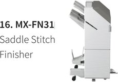 Финишер-брошюровщик Sharp MX-FN31
