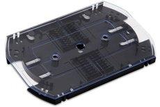 Крышка для сплайс кассеты Hyperline FO-SPL01-COV-TR