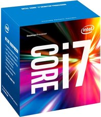 Процессор Intel Core i7 - 6700 BOX