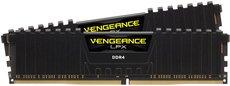 Оперативная память 8Gb DDR4 2666MHz Corsair Vengeance LPX (CMK8GX4M2A2666C16) (2x4Gb KIT)
