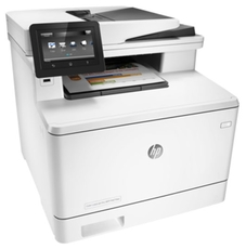 МФУ HP LaserJet Pro M477fnw (CF377A)