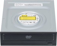 Привод LG DH18NS61 (DVD-ROM) Black OEM