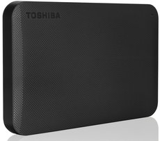 Внешний жесткий диск 2Tb Toshiba Canvio Ready Black (HDTP220EK3CA)