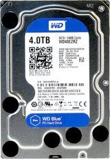 Жесткий диск 4Tb SATA-III Western Digital Blue (WD40EZRZ)