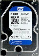 Жесткий диск 3Tb SATA-III Western Digital Blue (WD30EZRZ)