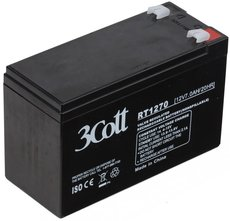 Аккумуляторная батарея 3Cott 12V7Ah