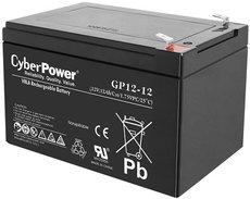 Аккумуляторная батарея CyberPower 12V12Ah