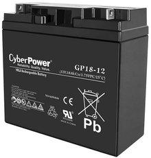 Аккумуляторная батарея CyberPower 12V18Ah