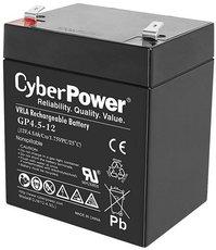 Аккумуляторная батарея CyberPower 12V4.5Ah