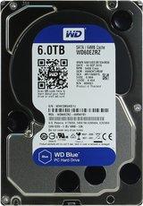 Жесткий диск 6Tb SATA-III Western Digital Blue (WD60EZRZ)