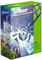 Dr.Web Enterprise Security Медиа-комплект для бизнеса (BOX-WSFULL-6/BOX-WSFULL-10)