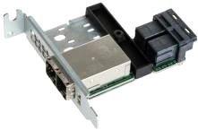 Адаптер SuperMicro AOM-SAS3-8I8E-LP