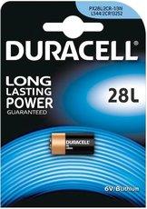 Батарейка Duracell (L28, Lithium, 1 шт)
