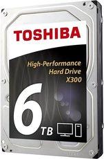 Жесткий диск 6Tb SATA-III Toshiba (HDWE160EZSTA)