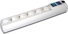 Сетевой фильтр Most HV6 5м 6 розеток белый