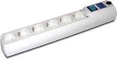 Сетевой фильтр Most HV6 2м 6 розеток белый