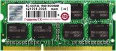 Оперативная память 8Gb DDR-III 1600Mhz Transcend SO-DIMM (TS1GSK64W6H)