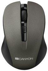 Мышь Canyon CNE-CMSW1 Grey