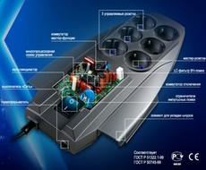 Сетевой фильтр ZIS Pilot X-Pro 10м