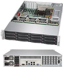 Серверная платформа SuperMicro SSG-6028R-E1CR12H