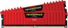 Оперативная память 8Gb DDR4 2133MHz Corsair Vengeance LPX (CMK8GX4M2A2133C13R) (2x4Gb KIT)