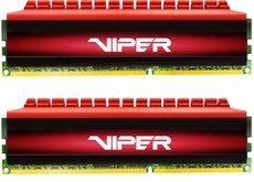 Оперативная память 8Gb DDR4 3000MHz Patriot Viper 4 (PV48G300C6K) (2x4Gb KIT)