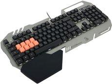 Клавиатура A4Tech Bloody B418 Grey USB