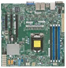 Серверная плата SuperMicro X11SSH-LN4F-O