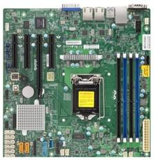 Серверная плата SuperMicro X11SSM-F-O