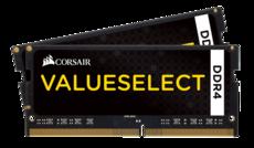Оперативная память 8Gb DDR4 2133MHz Corsair SO-DIMM (CMSO8GX4M2A2133C15) (2x4Gb KIT)