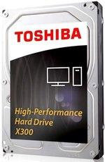 Жесткий диск 4Tb SATA-III Toshiba X300 (HDWE140EZSTA)