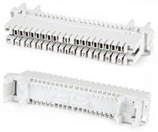 Плинт соединительный Hyperline KR-PLP-10-CON-1