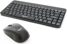 Клавиатура + мышь Gembird KBS-7004 Black